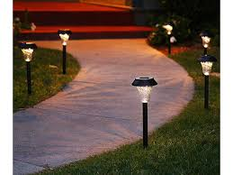 solar panels are generally card sized mounts that can be placed almost anywhere you can imagine to add lighting to even the furthest recesses of your yard