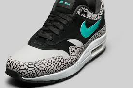 nike new shoes. a reissue of nike\u0027s 2006 atmos air max 1 shoe (nike) nike new shoes