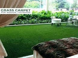 grass rug indoor outdoor artificial turf green carpet or home depot medium size of for artificial green grass rug