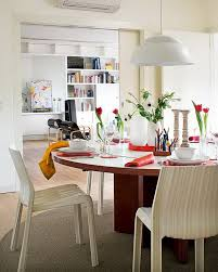 Kitchen Dining Room Combo Gorgeous Small Apartment Dining Room Decorating Ideas With Fresh