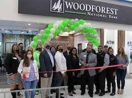 American national bank & trust company has been serving individuals and businesses in virginia and north carolina for over a century. Woodforest National Bank Opens In Irby Street Walmart Local Business News Scnow Com