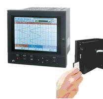 Paperless Chart Recorder Price Low Cost Paperless Recorder From Fuji Electric