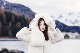 fur hoods with fox fur