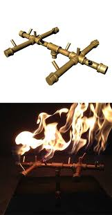 diy natural gas fire pit burner 72 best diy gas fire pit materials images on