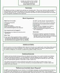 Achievements To Put On A Resume Resume Work Template