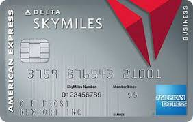 American Express Platinum Delta Skymiles Business Credit Card Review