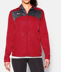 under armour jackets women s. red, zoomed image under armour jackets women s l