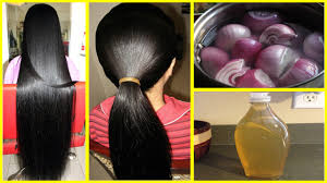 Grow Long And Thick Hair Fast And Naturally Recepie Video