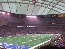 Silverdome History Photos More Of The Former Nfl