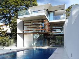 Steep Hillside Home Designs This House Design On Sloped Land Highlights All Benefits Of