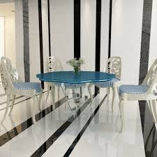 custom cut glass table tops for your home artlook glass company new york