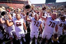Boston College Football Depth Chart 2013 John Phillips Football Boston College Athletics