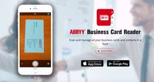 Card Scanner The 8 Best Business Card Scanner Apps To Use In 2019