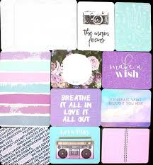 purple note cards purple mint journal scrapbook note cards fast shipping within nz