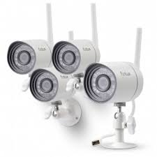 Overview · Specification User guide Funlux 720p HD Outdoor Wireless Home Security Camera