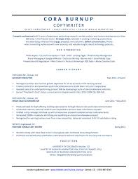 how to spin your resume for a career change the muse copywriting resume