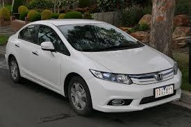 Honda Civic Hybrid - Wikipedia