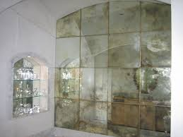 image of l and stick mirror tiles
