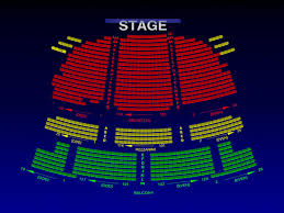 The Marquis Theatre Seating Chart Walter Kerr Theatre