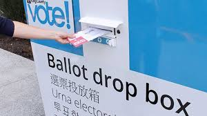 Dropbox seattle office mt Austin King Where To Drop Off Your Stampfree Ballot Before Election Day King5com