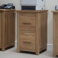 Small Filling Cabinet Furniture Office Furniture Vintage Oak File Cabinet With 2