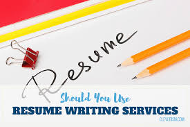 What Should Not Be Included In A Resume Should You Use Resume Writing Services Or Not Cleverism