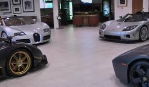 The new bugatti chiron pur sport has officially landed in the united states. Video O Gara Coach Ultimate Supercar Showroom Gtspirit