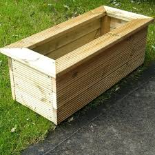 wood planter box best wooden planters ideas on boxes flower diy wood planter box