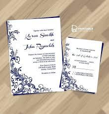Free Printable Rsvp Wedding Cards Librarianinlawland Com