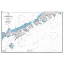 Admiralty Chart 1776 Livingston Island To King George Island