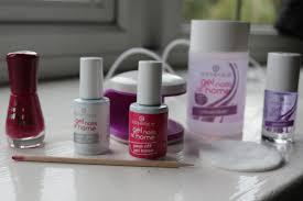 essence cosmetics uk gel nail polish kit review