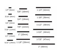 Piercing Gauge Conversion New Piercing Gauge Conversion Tool
