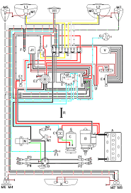 vw bug wiring diagram for dune buggy vw turn signal striking