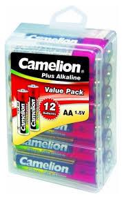 Купить <b>Батарейка Camelion</b> Plus Alkaline <b>AA</b> в интернет ...