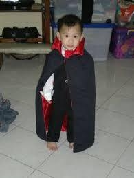 How to Make a <b>Vampire Costume</b> for <b>Children</b> | <b>Vampire costume</b> ...
