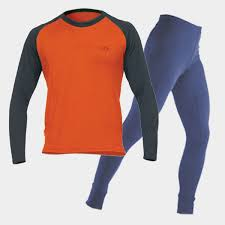 <b>Thermal Underwear</b> – Little Brown Kiwi