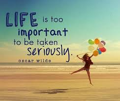 Inspiration Quote Inspiration Life Is Too Important Quote Picture