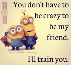 Top 40 Famous Minion Friendship Quotes Quotes And Humor Custom Funny Inspirational Quotes About Friendship