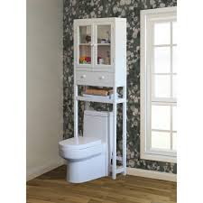 Over The John Storage Cabinet Affordable Bathroom Over The Toilet Storage Cabinets Designs Ideas