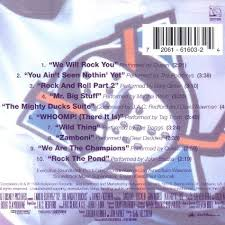 Various Artists D2 The Mighty Ducks Original Soundtrack Lyrics