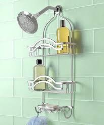 no rust shower caddy no rust aluminum shower never rust tension shower caddy