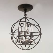 flush mount chandeliers low and 8 foot ceilings shades of light intended for chandelier ceiling design 19