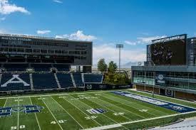Usu Football Stadium Seating Chart Utah State Football Renovated Maverik Stadium Pushes Aggies