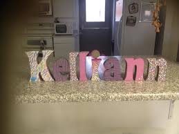 awesome diy wooden letter d i y wood and number craft monogram crafty 1005823 484289098319608 219214943 n photo