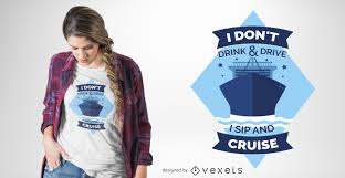 Cruise Tee Shirt Designs Cruise Ship Funny Quote T Shirt Design Vector Download