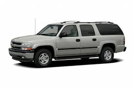 2005 Chevrolet Suburban 1500 New Car Test Drive