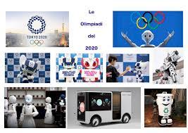 ROBOT ALLE OLIMPIADI DI TOKYO 2020? – Il Punto Quotidiano