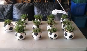 Soccer Party Decorations Similiar Soccer Party Centerpiece Ideas Keywords