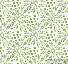 greenery dandelion seamless pattern wallpaper ilration spring ecology trendy color 2017 green background design