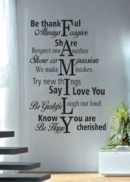Small Picture Inspirational Wall Sticker Quotes Words Art Removable Kitchen